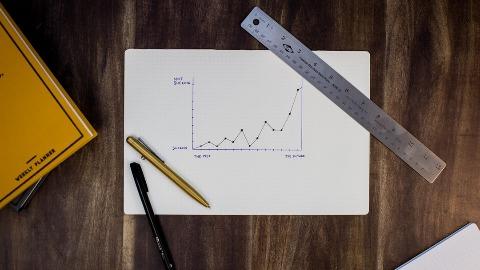 折れ線グラフの分析